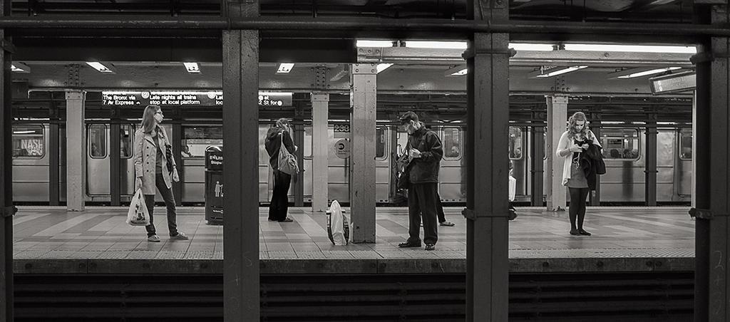 Framed by aponom