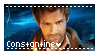 01.01.15 { Constantine Stamp } by RainPetals