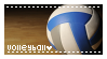 01.01.15 { Volleyball Stamp } by NarwhalQ