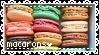 01.01.15 { Macarons Stamp } by RainPetals