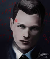 Detroit Become Human by ItsGiuly
