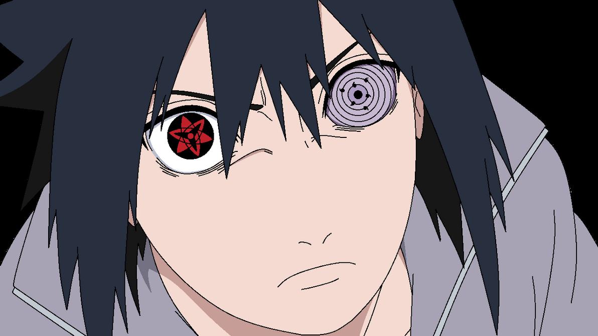 sasuke uchiha rinnegan 2 by uchihaclanancestor on deviantart