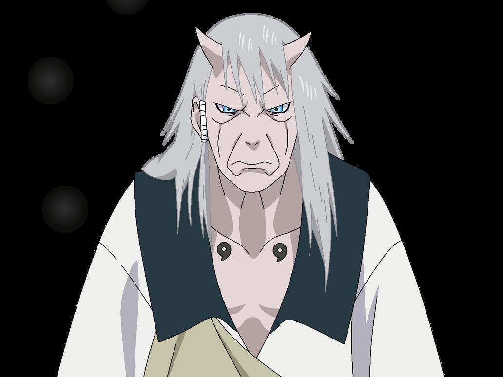 Hamura Otsutsuki Aged - Tenseigan - by UchihaClanAncestor ...