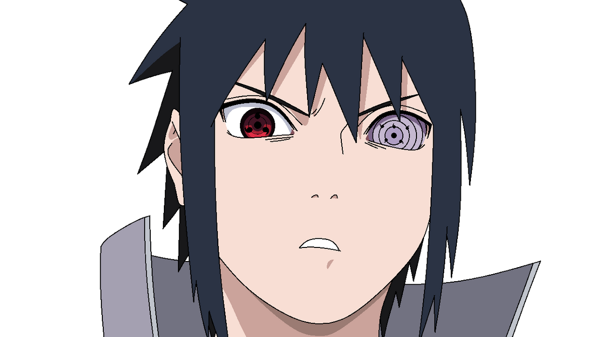 Sasuke Uchiha - Rinnegan Full Power - by ...
