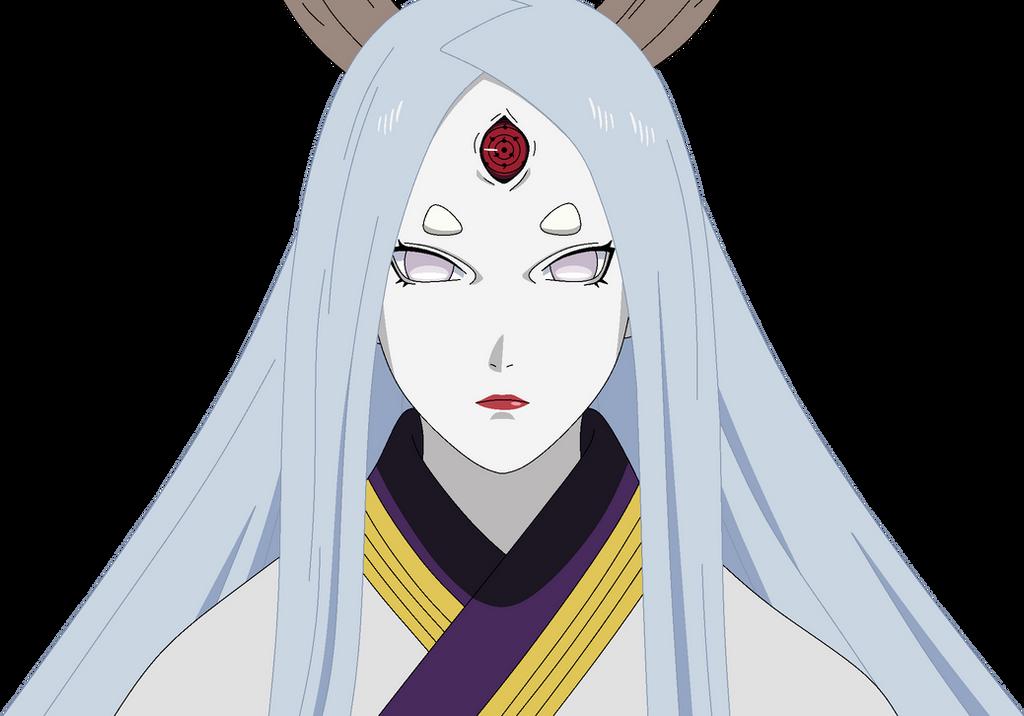 Kaguya Otsutsuki ~Rinne-Sharingan~ By UchihaClanAncestor