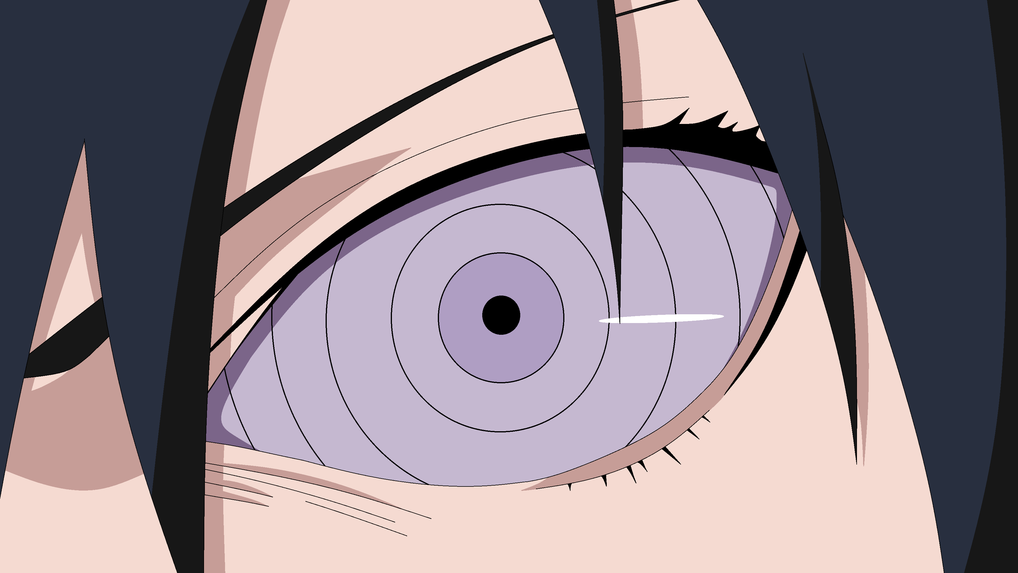 sasuke uchihas rinnegan by uchihaclanancestor on deviantart