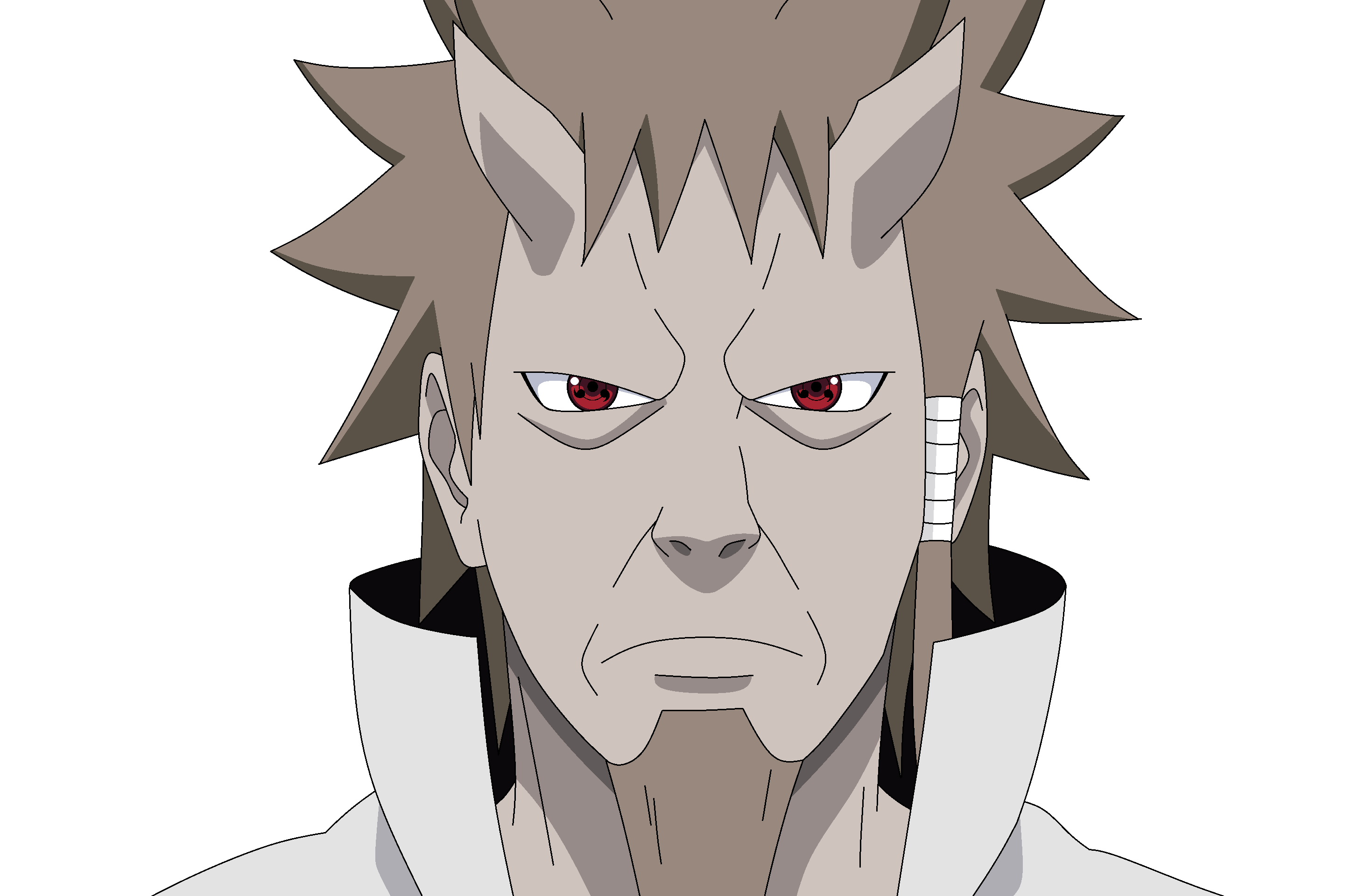 Hagoromo Otsutsuki ~Sharingan~ By UchihaClanAncestor On