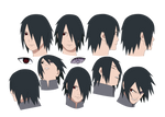 Adult Sasuke Uchiha Render ~Full Power~