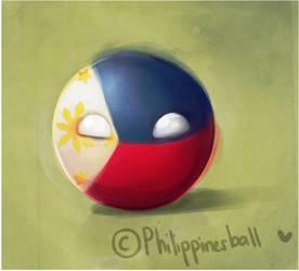 Philippinesball by uzuluna