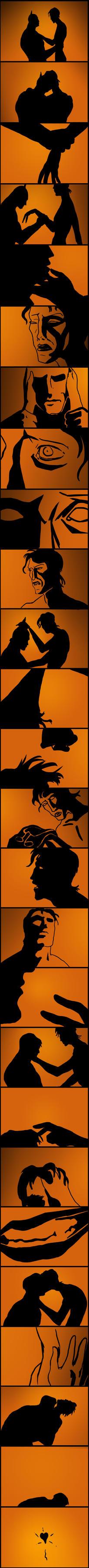 Firelight by tormentedshadow