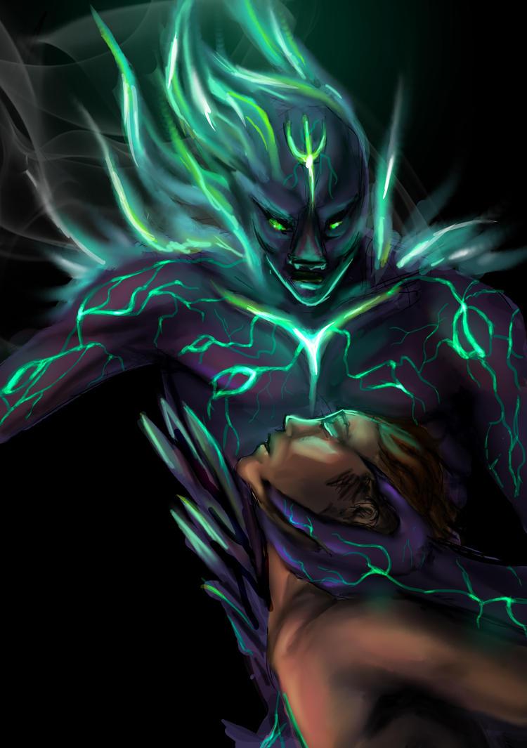 Darkside by tormentedshadow