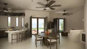 Interior Villa 1.2 by fragot