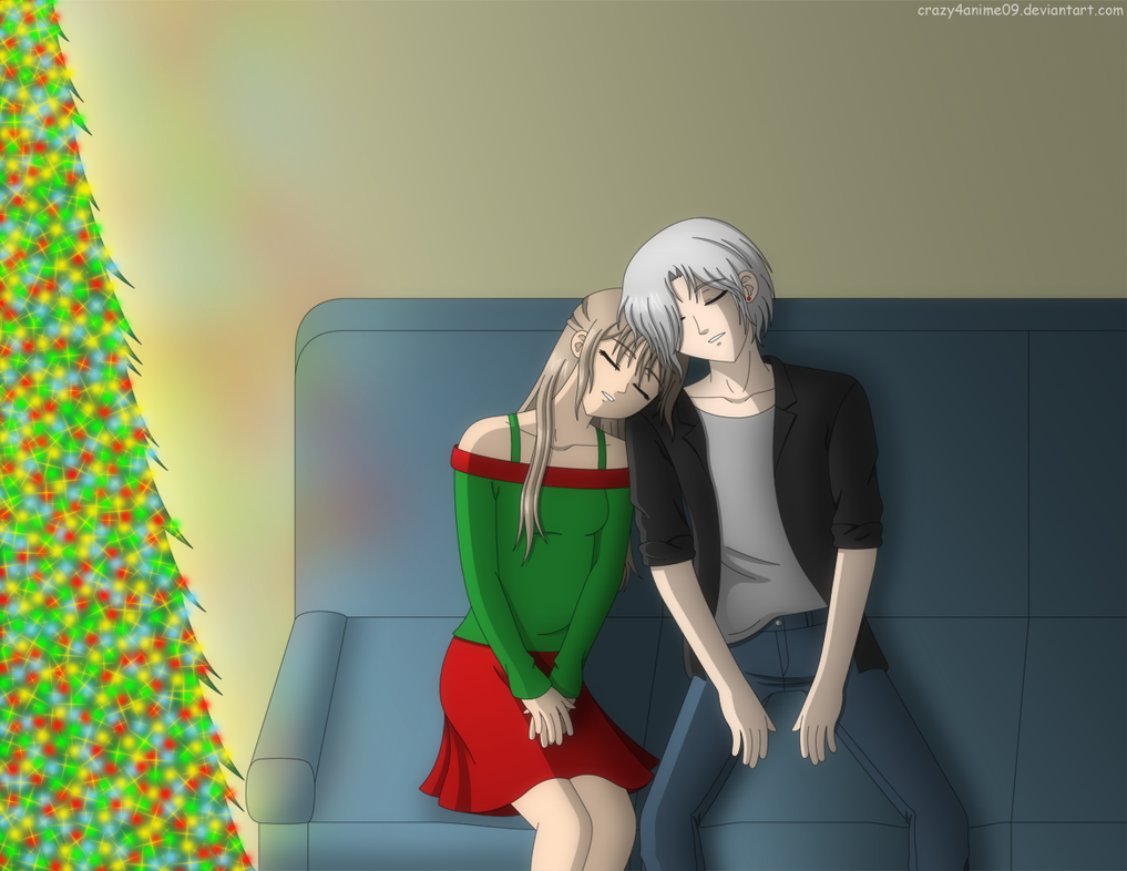 Christmas Eve by crazy4anime09