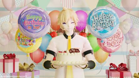 B-Day Gift: Len