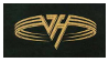 Van Halen Stamp by Voltage7625
