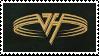 Van Halen Stamp by Voltage7625