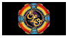 Electric Light Orchestra Stamp by Voltage7625