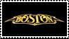 Boston Stamp by Voltage7625
