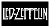 Led Zeppelin Stamp by Voltage7625