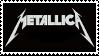 Metallica Stamp