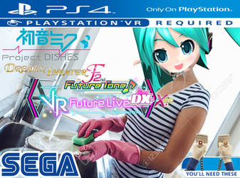 NEW Project DIVA!!! by ROKI-P