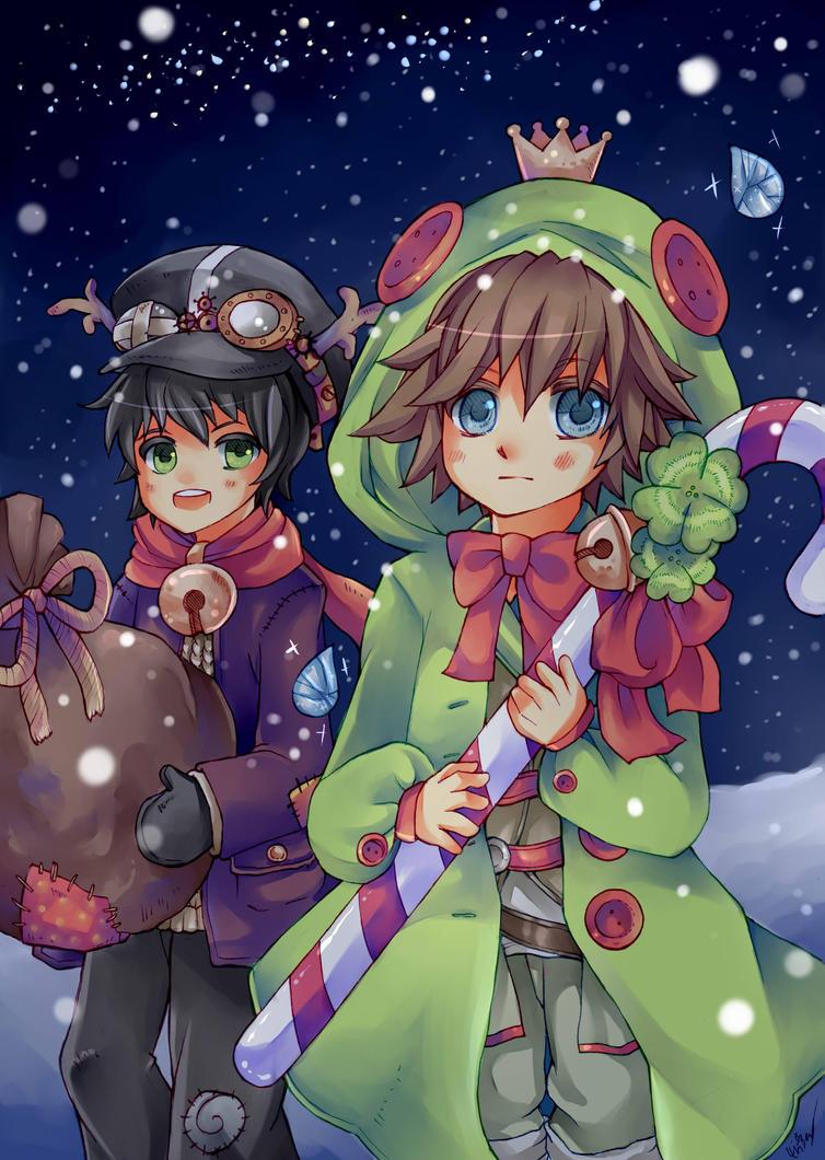Merry X-Mas! by Shiranova