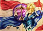 Justice by KolorfulDreams