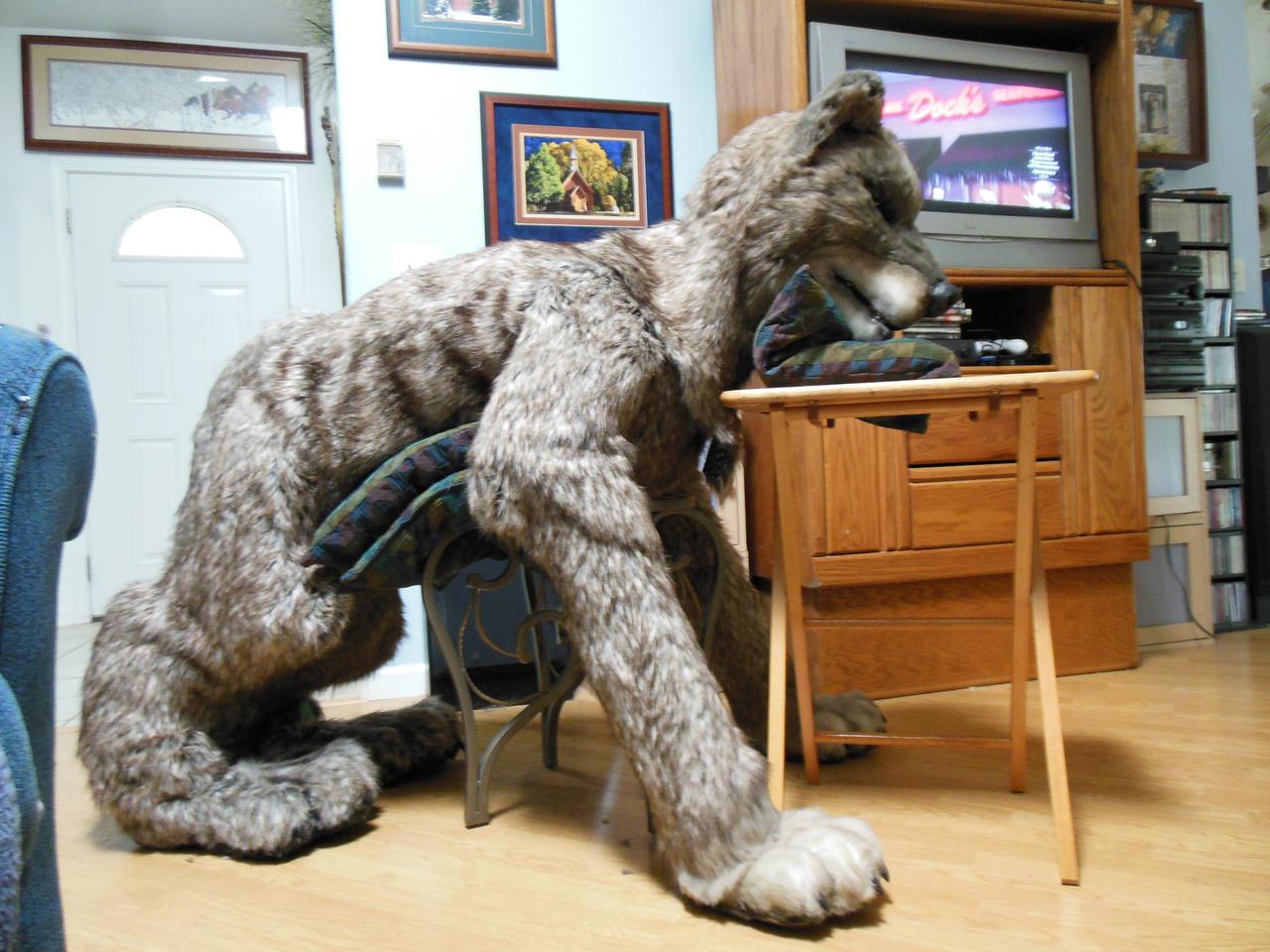 2bit30 8 15 Timber Wolf Quadsuit By 2bit30