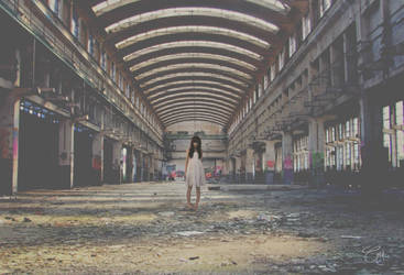 Left Behind by AliciaUlrich