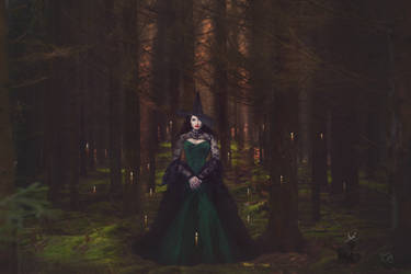 The Witching Hour by AliciaUlrich
