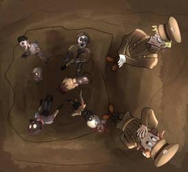Goretober Day 13: Rotting Bodies