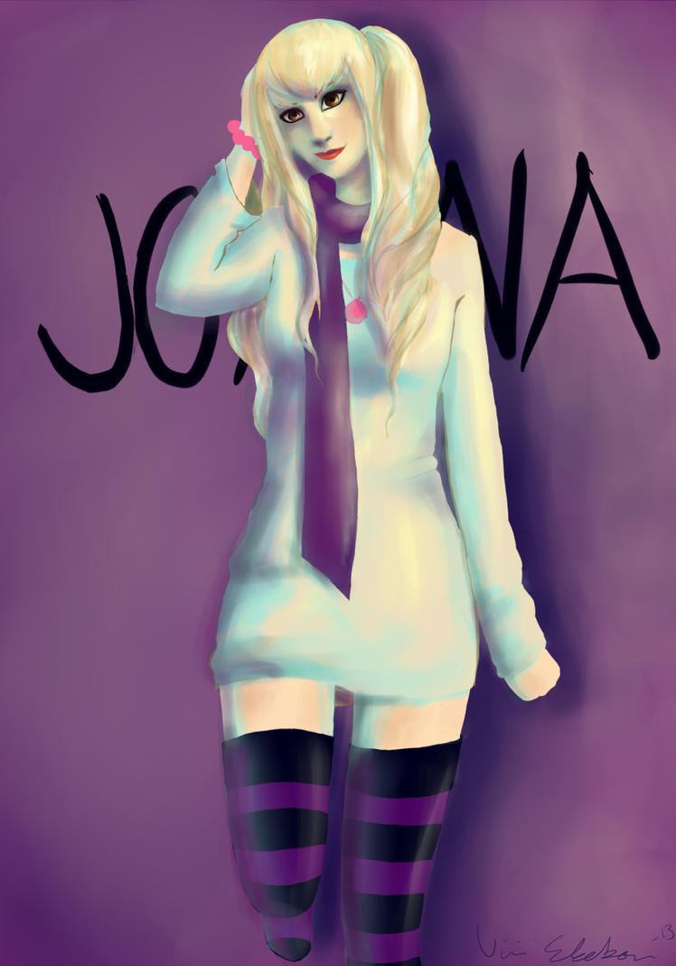 Joanna by Froceit