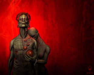 Behold The Flesh by FabioListrani