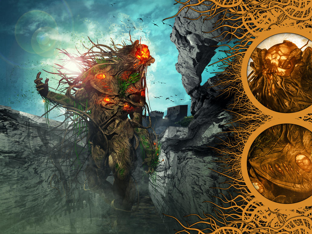 Deadhead Paein - Life Colossus by FabioListrani