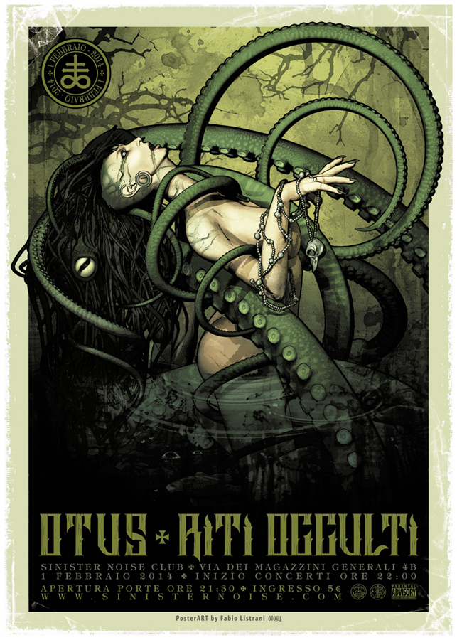 OTUS Live 1.2.2014 by FabioListrani