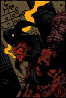 Demonoid Phenomenon: From Hell by FabioListrani