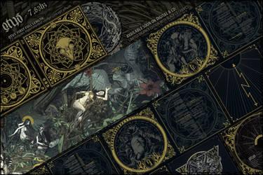 OTUS - 7,83Hz - Album Artwork Overview