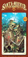 SANTA MUERTE TAROT: Book of the Dead