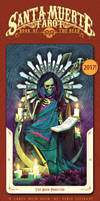 SANTA MUERTE TAROT: Book of the Dead