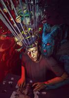 Beast's Circumvention by FabioListrani