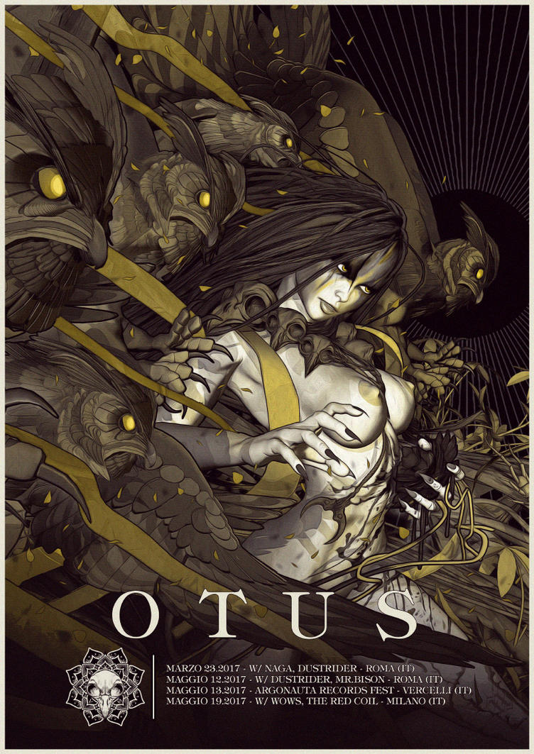 OTUS Tour 2017 by FabioListrani