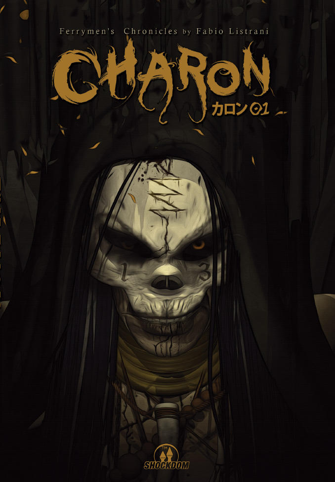 CHARON - Ferrymen's Chronicles  (cover)