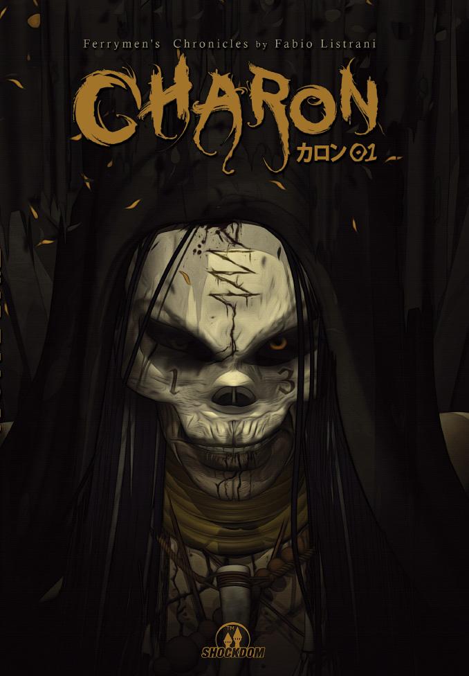 CHARON - Ferrymen's Chronicles  (cover) by FabioListrani