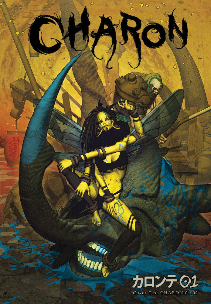CHARON - Ferrymen's Chronicles (illustration)