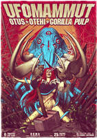 OTUS Poster Art 25/11/2017 by FabioListrani