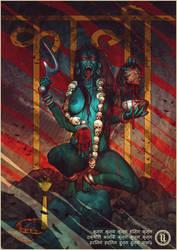 Kali Ma by FabioListrani