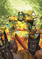 Warhammer 40,000 by FabioListrani
