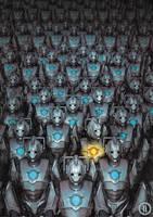 Doctor Who - Supremacy of the Cyberman by FabioListrani
