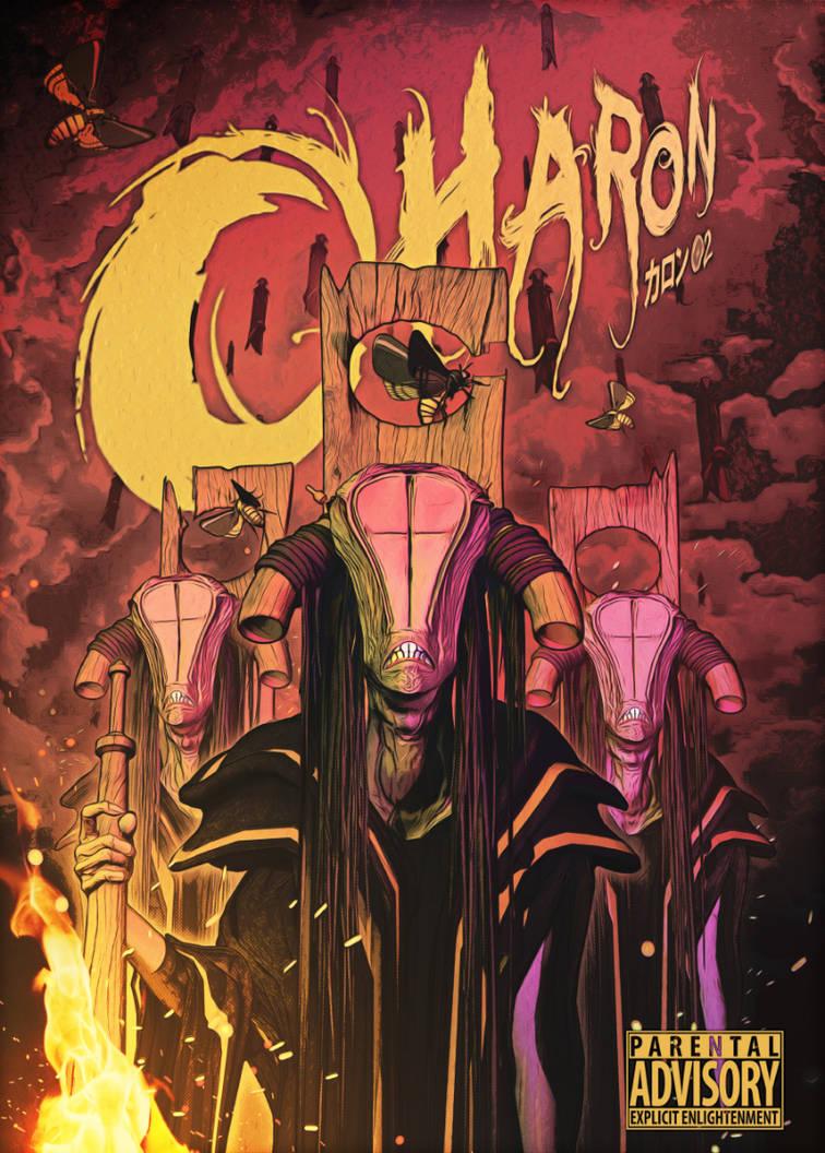 CHARON - The Gravediggers by FabioListrani