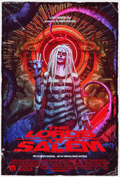 The Lords of Salem by FabioListrani